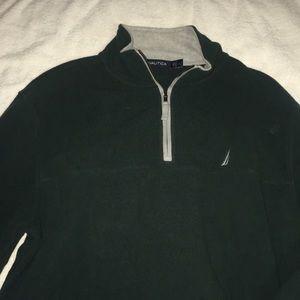 Nautica 3/4 Zip Fleece